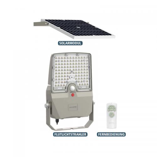Solar-Flutlichtstrahler Serie SOF